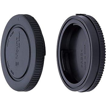 TAPPO COPRI OBIETTIVO PER Sony FE 55mm F1.8 ZA Carl Zeiss Sonnar T* 49M LENS CAP