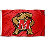 Maryland Terrapins Terps University Large College Flag
