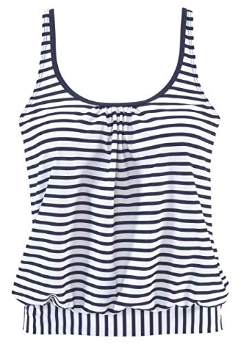 Venice Beach Damen Oversize-Tankini-Top »Summer«