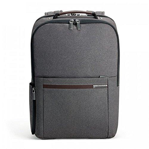 Briggs & Riley Kinzie Street - Medium Laptop Backpack, Grey, One Size