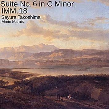 Suite No. 6 in C Minor, IMM. 18