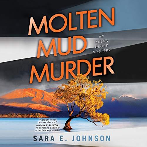 Molten Mud Murder cover art