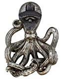 Old River Outdoors Bottle Opener Decorative Swimming Octopus Wall Mount