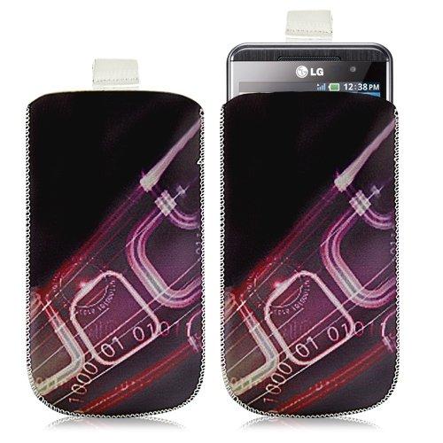MTA BGTR940-Funda para LG OPTIMUS 3D P920, diseño de HF07