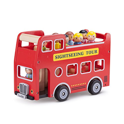 New Classic Toys - Holzspielwaren Spiel Fahrzeug, Balance Spiel