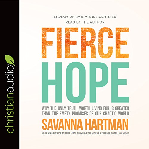 Fierce Hope cover art