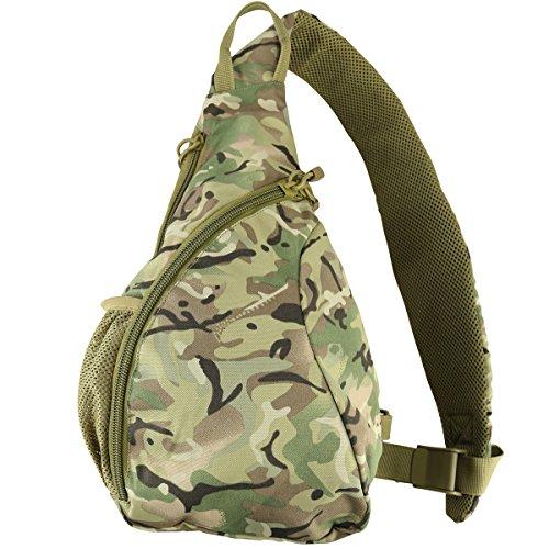Kombat UK Cobra Sling Tasche, BTP (British Terrain Pattern), einheitsgröße