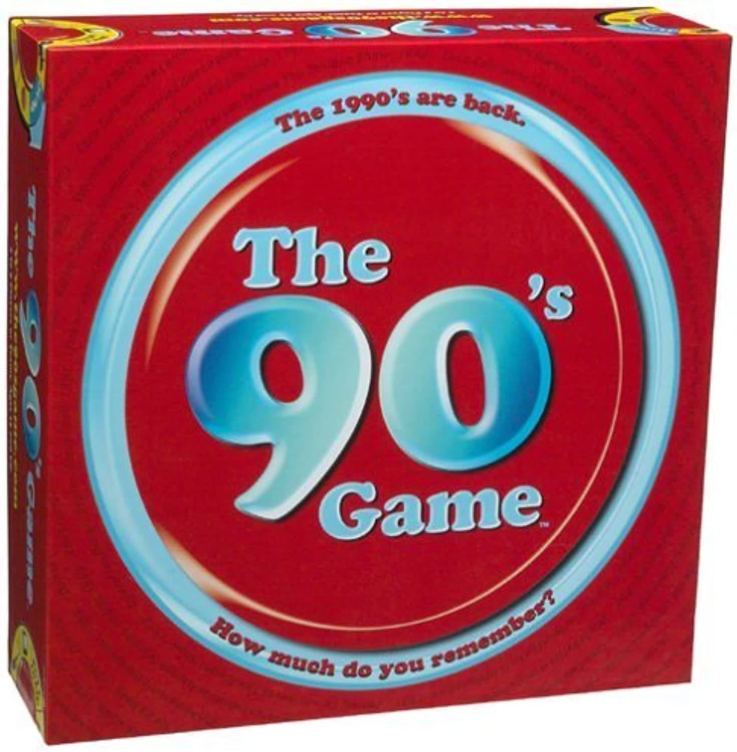 mejor oferta The 90's Juego by Intellinitiative (English (English (English Manual)  mas barato