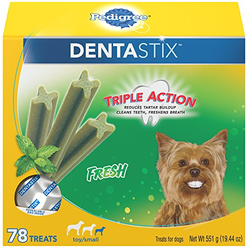 Pedigree Dentastix Toy/Small Dog Treats