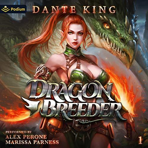 Page de couverture de Dragon Breeder