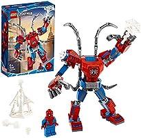 LEGOSuperHeroesMarvelMechSpider-Man,PlaysetperBambinidai6Anniinsu,76146