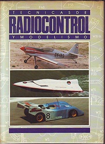 TECNICAS DE RADIOCONTROL Y MODELISMO (4 TOMOS)