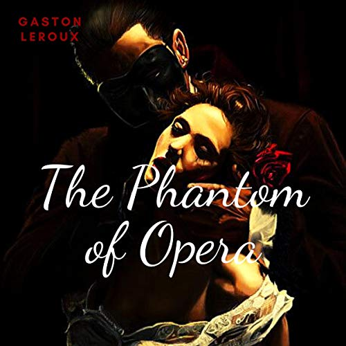 The Phantom of Opera: Annotated cover art