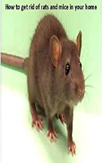 Dealing With Rats and Mice in your home (Japanese Edition)