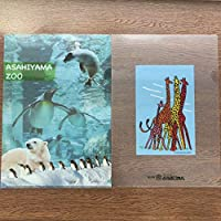 旭山動物園 クリアファイル2枚セット