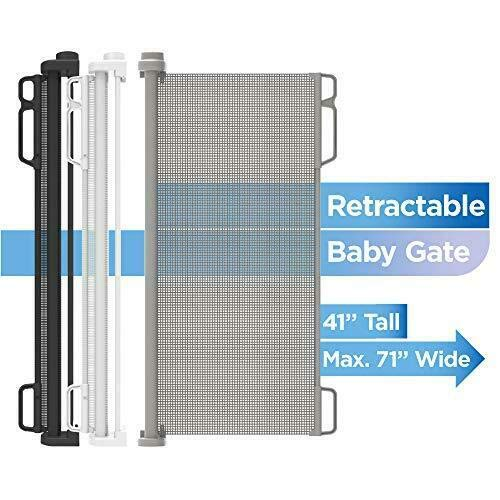 51QRjCplghL The 7 Best Retractable Baby Gates of 2021 [Review]