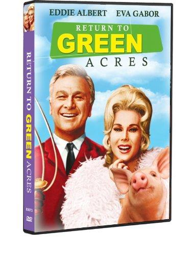 Return to Green Acres (Eddie Albert, Eva Gabor and Alvy Moore)