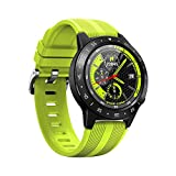Anmino GPS Smart Watch for Android iOS Phone,All-Day Heart Rate and Activity Fitness Tracker,Pedometer,Calorie Counter,Sleep Tracker,Bluetooth smartwatch with GPS,Barometer,Compass,Touchscreen