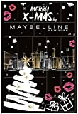 Maybelline New York - Adventskalender Kalender 2019 - Merry X-Mas