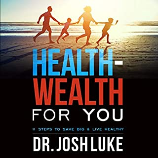 Health-Wealth for You audiobook cover art