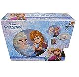 Frozen- Set Desayuno 3 Piezas Ceramica (Suncity RNC101895)