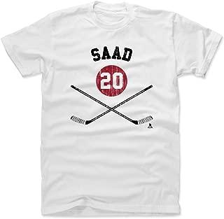 500 LEVEL Brandon Saad Shirt - Chicago Hockey Men's Apparel - Brandon Saad Chicago Sticks