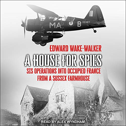 A House for Spies cover art