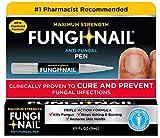 Fungi-Nail Pen Applicator Anti-Fungal Solution, 0.10 Ounce - Kills Fungus That Can Lead To Nail Fungus &...