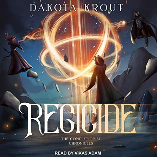 Regicide audiobook cover art