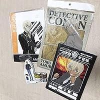 安室透 セット 名探偵コナン マスキングテープ 小コレ ノート ファイル 品 名探偵コナン商品