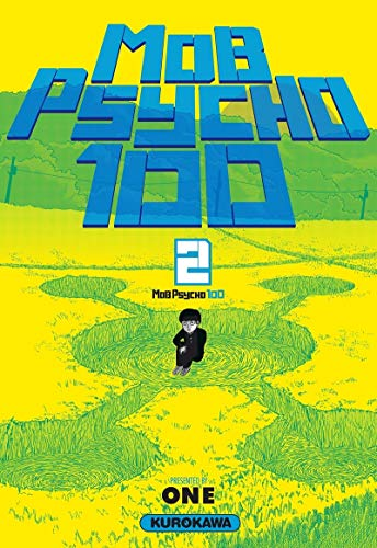 Mob Psycho 100 - tome 02 (2)