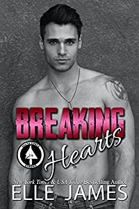 Breaking Hearts (Delta Force Strong Book 5)