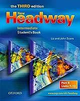 New Headway 3/E Intermediate Student Book B