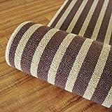 Huoqilin Alfombra de cocina, alfombra de cocina, alfombrilla de cocina, antideslizante, duradera y absorbente, a prueba de aceite, alfombra de entrada, alfombra de puerta A 50 x 180 cm