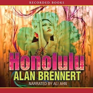 Honolulu audiobook cover art