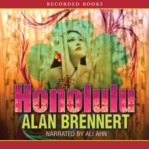 Honolulu  audiobook cover art