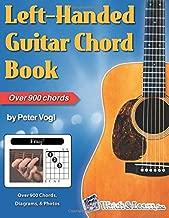 left handed guitar chords chart for beginners