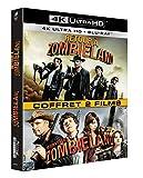 Zombieland 2 films : bienvenue à zombieland ; retour à zombieland 4k ultra hd