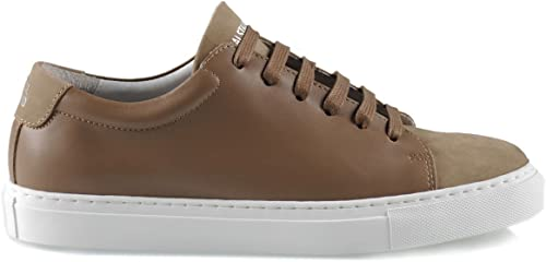 NATIONAL STANDARD Herren Low Turnschuhe New Edition 3 Nubuck