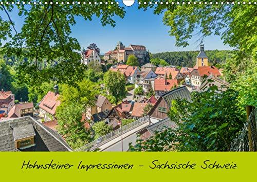 Hohnsteiner Impressionen - Sächsische Schweiz (Wandkalender 2021 DIN A3 quer)