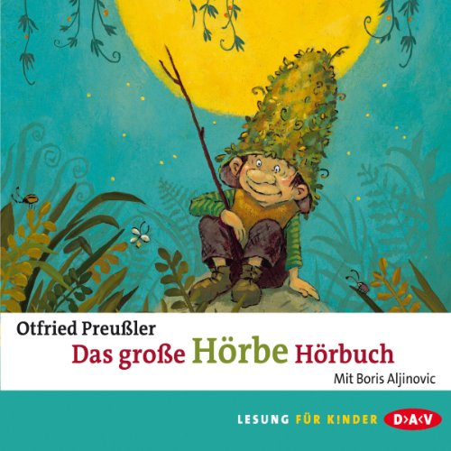 Das große Hörbe-Hörbuch audiobook cover art