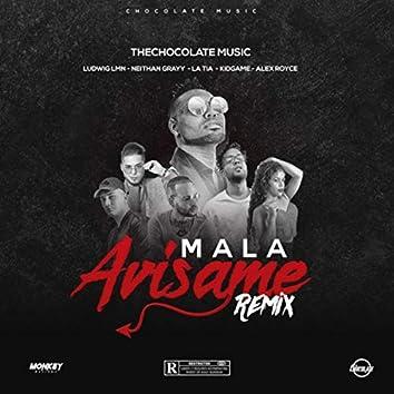 Mala Avisame (Remix)