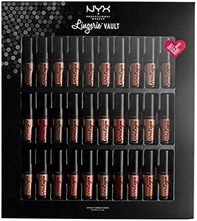 NYX Soft Matte Lip Lingerie Vault Set - 36 colors - NEW Limited Edition