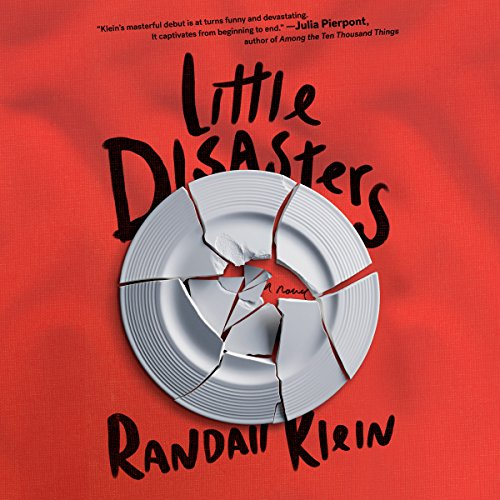 Little Disasters audiobook cover art