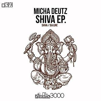 Shiva - EP (Original Mixes)