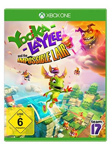 Yooka -Laylee and the Impossible Lair - [Xbox One]
