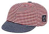 DEMU Baby Kleinkinder Fischerhut Strandhut Sommerhut Sonnenschutz Kappe Mütze