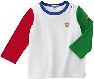 [ミキハウス ホットビスケッツ] Tシャツ 73-5201-451