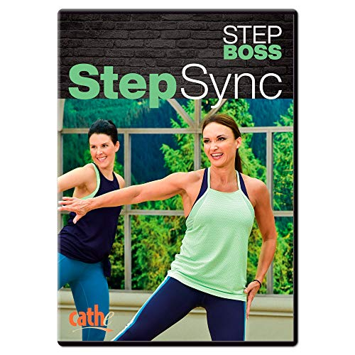 Cathe Friedrich Step Boss Series Step Sync DVD [DVD]