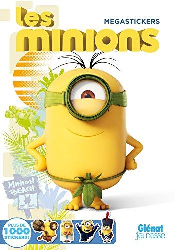 Les Minions - Activités - Mégastickers